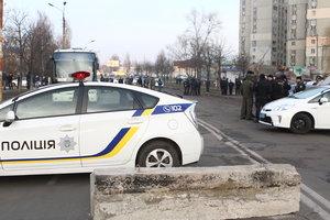 Под Киевом на даче нашли тело бизнесмена с заклеенными скотчем руками