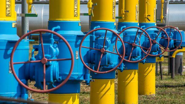 Вгосударстве Украина  выросло потребление газа