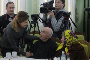 Марина Порошенко передала пострадавшим в Калиновке бытовую технику