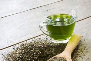 Ученые: зеленый чай помогает от болезни Альцгеймера