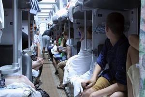 В ночных поездах в Украине появится горячая еда