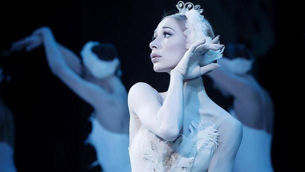 Прима-балерина Яна Саленко: