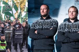 На олимпийской форме норвежцев разглядели символы нацизма