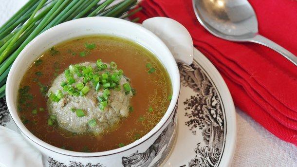 рецепт блюда суп из овощей колорийность ингридиентов