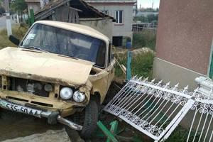 В Одесской области пьяный водитель убил трех бабушек на лавочке