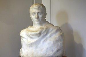 У США знайдена скульптура роботи Родена, яка вважалася загубленою 80 років