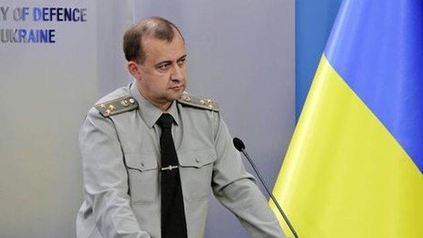Владимир Гулевич. Фото: mil.gov.ua