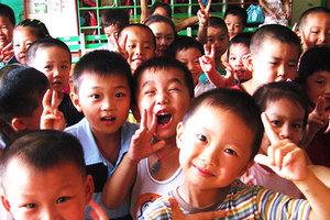В Китае родители устроили побоище из-за детской игрушки