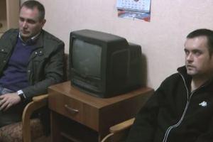 В России впервые показали задержанных украинских пограничников: появилось видео
