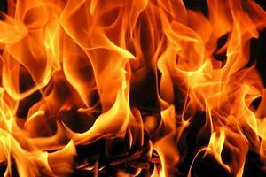 Под Харьковом во время пожара погиб инвалид