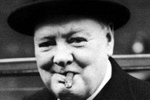 В США продали окурок сигары Черчилля за 12 тысяч долларов