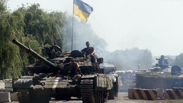 Самые горячие точки Донбасса 13 октября: интерактивная карта АТО