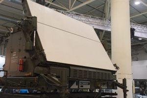 В Украине представили 3D-радар для ПВО: обнаружение до 500 целей одновременно