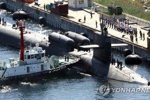 """Американская подлодка с """"Томогавками"""" появилась у берегов Северной Кореи"""