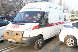 В Киеве на стройке погиб электрик