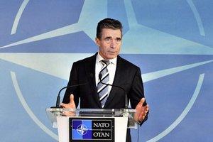 Расмуссен объяснил, как Украине попасть в НАТО