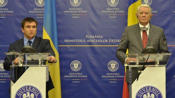 Климкин в Бухаресте: о чем говорил министр с румынским коллегой