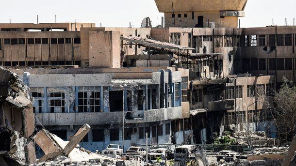 AlArabiya: Ракка навсе 100% освобождена отИГИЛ