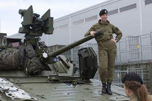 Норвегия разместит танковый батальон у границы с Россией