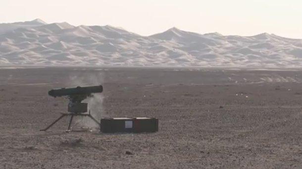Турчинов обиспытаниях украинского «Скифа»: Комплекс может убить любую бронетехнику
