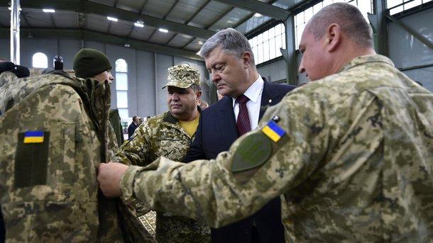 Украинская армия получит 200 единиц военной техники