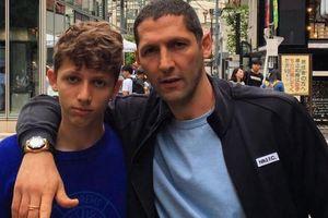 Марко Матерацци пожаловался, что его опозорил шестилетний сын