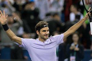 Роджер Федерер в 15-й раз обыграл Рафаэля Надаля