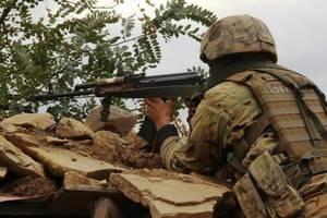 Напряженная ситуация в зоне АТО: военные рассказали об атаках боевиков