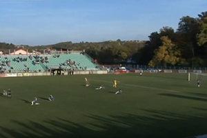 Курьезный случай в чемпионате Боснии: футболисты устроили сидячий протест