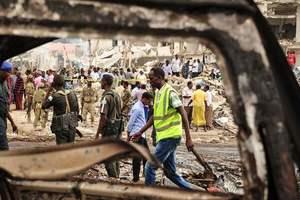 Мощнейший за всю историю теракт в Сомали унес жизни 276 человек, еще 300 ранены