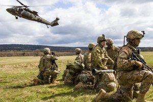 Страны НАТО начали масштабные военные учения у границ России