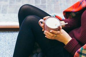 Как перестать мерзнуть осенью
