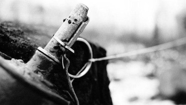 Женщина подорвалась нарастяжке вДонецкой области