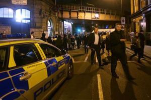 В Лондоне неизвестный устроил резню в метро: есть жертвы
