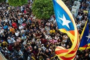 Суд Испании арестовал двух лидеров Каталонии