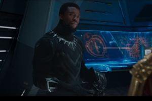 """Вселенная Marvel: в сети появился трейлер """"Черной пантеры"""""""