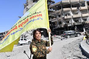 Война в Сирии: поддерживаемый США альянс взял под контроль Ракку