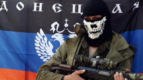 ВТорецке задержали боевика «медицинской роты» ДНР