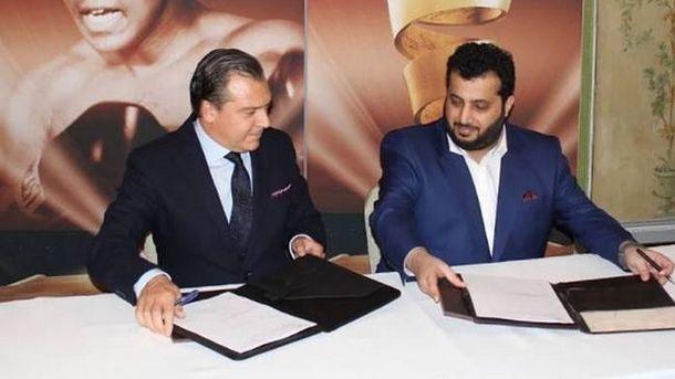 Финал боксерской Лиги чемпионов пройдет вСаудовской Аравии