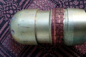 """В Хмельницкой области местный житель хранил дома гранату, патроны и """"травку"""""""