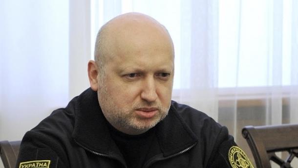 Турчинов непоедет вБрюссель из-за обстановки вгосударстве Украина