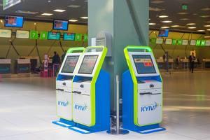 """В аэропорту """"Киев"""" появилась онлайн-регистрация на рейс"""