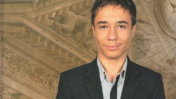 СМИ поведали, вчем именно обвиняется девятнадцатилетний украинец Павел Гриб