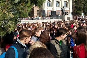 В Харькове установили песенный рекорд