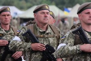 Уже восемь батальонов в Украине обучены по стандартам НАТО - Минобороны