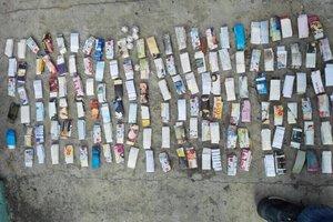 На рекорд: одесские копы изъяли марихуаны на 16 млн