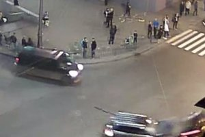 Смертельное ДТП в Харькове: появилось видео момента столкновения машин