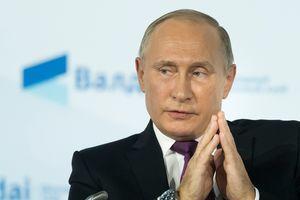 Путин заявил, что не допустит закрытия границы с оккупированным Донбассом