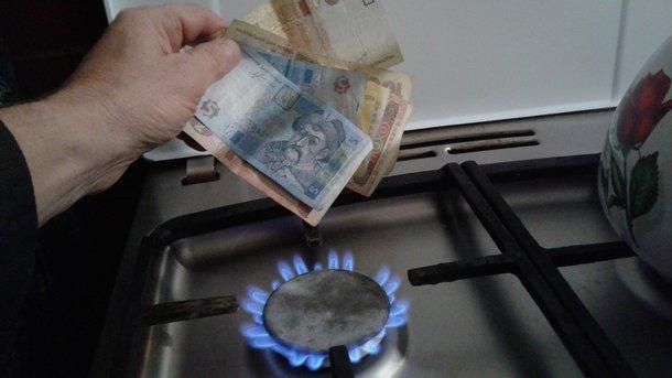 МВФ требует от украинской столицы поднять цены нагаз, подругому транша невидать