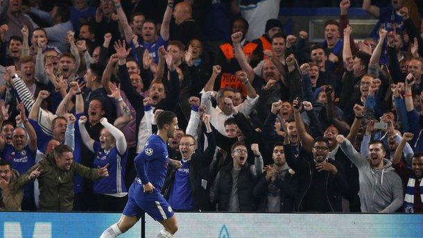"""Челси"" - Рома"" - 3:3. Фото AFP"